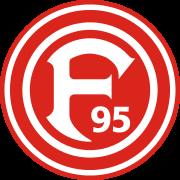 Logo for Fortuna Düsseldorf