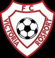 Logo for FC Victoria Rosport