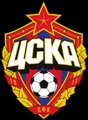 Logo for CSKA Moskva