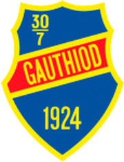 Logo for IK Gauthiod