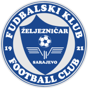 Logo for Zeljeznicar