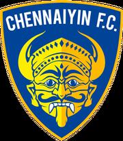 Logo for Chennaiyin FC