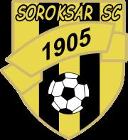 Logo for Soroksár SC