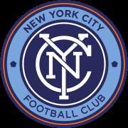 Logo for New York City FC