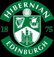 Logo for Hibernian