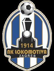 Logo for NK Lokomotiva