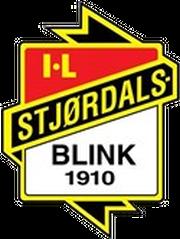 Logo for Stjørdals Blink