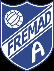 Logo for Fremad Amager
