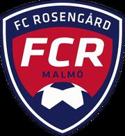 Logo for FC Rosengård (k)