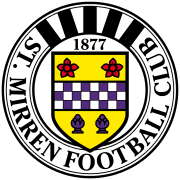 Logo for St. Mirren