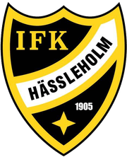 Logo for IFK Hässleholm