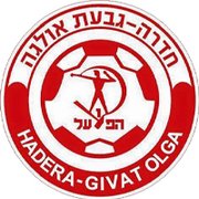 Logo for Hapoel Hadera
