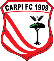 Logo for Carpi