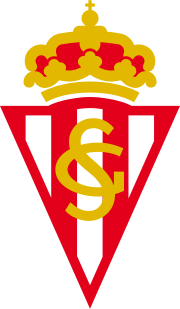 Logo for Sporting Gijon
