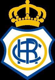 Logo for Recreativo Huelva