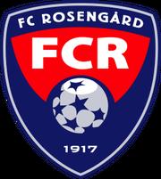 Logo for FC Rosengård