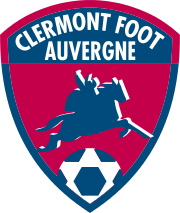 Logo for Clermont Foot