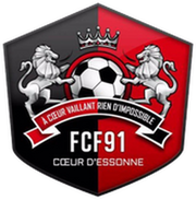 Logo for FC Fleury 91