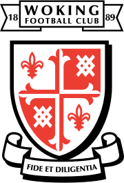 Logo for Woking