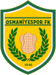 Logo for Osmaniyespor