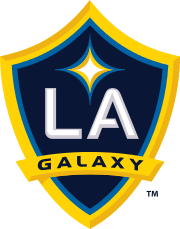 Logo for LA Galaxy