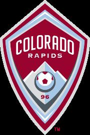 Logo for Colorado Rapids