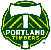 Logo for Portland Timbers