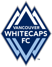 Logo for Vancouver Whitecaps