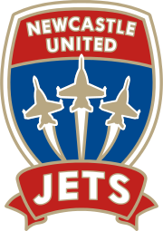 Logo for Newcastle Jets
