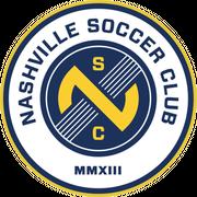 Logo for Nashville SC