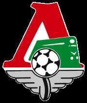 Logo for Lokomotiv Moskva