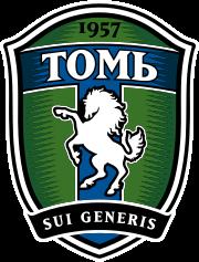 Logo for Tomsk