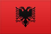 Logo for Albanien