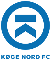 Logo for Køge Nord FC