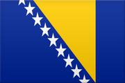 Logo for Bosnien