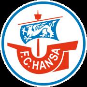 Logo for Hansa Rostock II