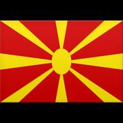 Nordmakedonien U19 logo