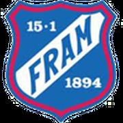 Fram Larvik logo
