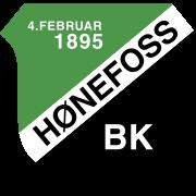 Hønefoss (k) logo