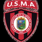USM Alger logo