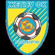 Zhetysu Taldykorgan logo