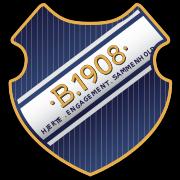 B 1908 logo