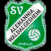 Alemannia Waldalgesheim logo