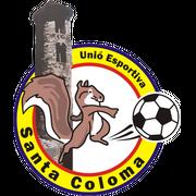 UE Santa Coloma logo