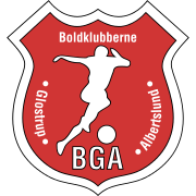 Glostrup FK logo