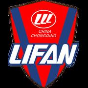 Chongqing Liangjiang Athletic logo