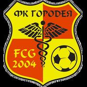 FK Gorodeya logo