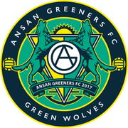 Ansan Greeners logo