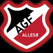 Allesø GF logo