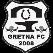 Gretna FC 2008 logo